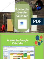Ligaya_Malay_How to Use Google Calendar
