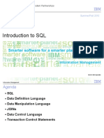 1.6 - Introduction to SQL.odp