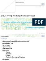 3.1 - DB2 Programming Fundamentals.odp