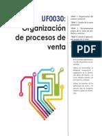 Organización Proceso Venta Editorial CEP