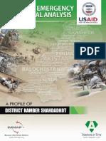 PESA DP KamberShahdadKot Sindh