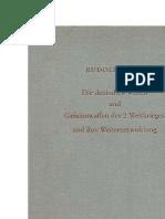 [Lusar Rudolf] Die Deutschen Waffen Und Geheimwaff