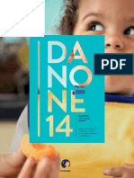 Informe anual Danone