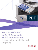 Xerox WorkCentre 5230