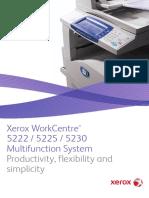 Xerox WorkCentre 5230