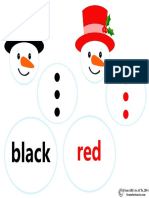 Color Matching Snowmen (3)