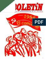 Boletin del Ateneo Paz y Socialismo de enero de 2016