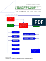 Uso Basico Mathcad Analisis 1