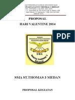 Proposal Valentine