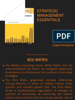 Strategic Management Case Method Knowledge and Tools 15e 3
