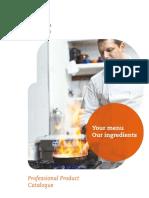 UFS Product Catalogue