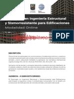 012 Folleto Diplomado Estructuras 2016