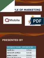 Presentation of Marketing1