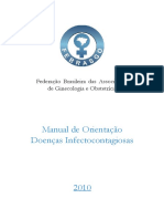febrasgo Doencas- Infectocontagiosas