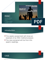 Wk 5- Team IRAC PPT Updated