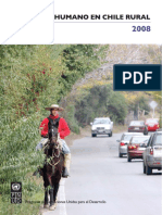 Informe Desarrollo Humano Chile Rural