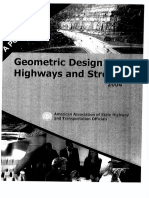 AASHTO 2004 a Policy on Geometric Design of Highways and Streets