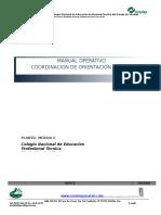 Manual COE 2015