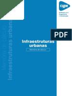 Infraestruturas Urbanas - Memória de Cálculo