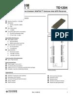 TD1204 Datasheet