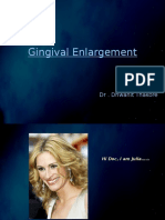 12 Gingival Enlargement - Dr. Dhwanit Thakore