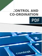 Controll n Coordination