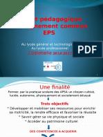 projet pe-dagogique eps et as 2014 2017