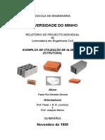 UMinho_Exemplos de Utilização de Alvenaria Estrutural_1999_Oliveira