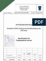HFY3-3125-CIV-SPC-0001_0 Code A