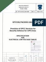 HFY3-3125-ELE-SPC-0005_0_Code A