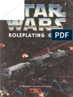 Star Wars D6 2nd Ed Revised and Expanded