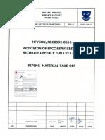HFY3-3125-PIP-MTO-0001_0 Code-A