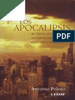 Piñero, Antonio 45 Apocalipsis Apócrifos Judíos, Gnósticos y Cristianos