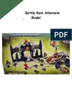 Visorak Battle Ram Alternate Model