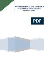 Indforme Interciclo Diseño Hidrologico