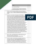 ecological psychology environment psyachology environment Behavior Bibleograpgy.docx
