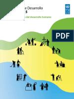 2015 Human Development Report Overview - Es