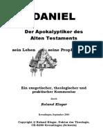 Kommentar zum biblischen Buch Daniel