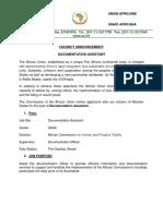 Documentation Assistant GSA5_English