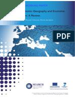 New Economic Geography and Economic Integration