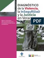 Diagnóstico de La Violencia La Inseguridad y La Justicia en Veracruz