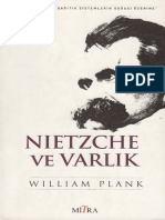William Plank _ Nietzsche Ve Varlık
