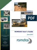 ROMDAS Manual