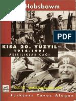 Kisa 20. Yuzyil 1914-1991 Asiri - Eric J. Hobsbawm