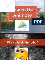 Ligaya_Malay_How to Use Animoto