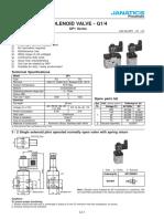 DP1 valve