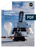 NASA Stratospheric Balloons
