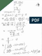 THSC Math(2u) 2007 Sol