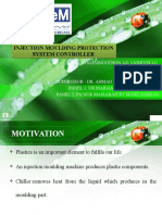 INJECTION MOULDING PROTECTION SYSTEM CONTROLLER