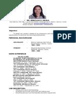 Jlou Resume